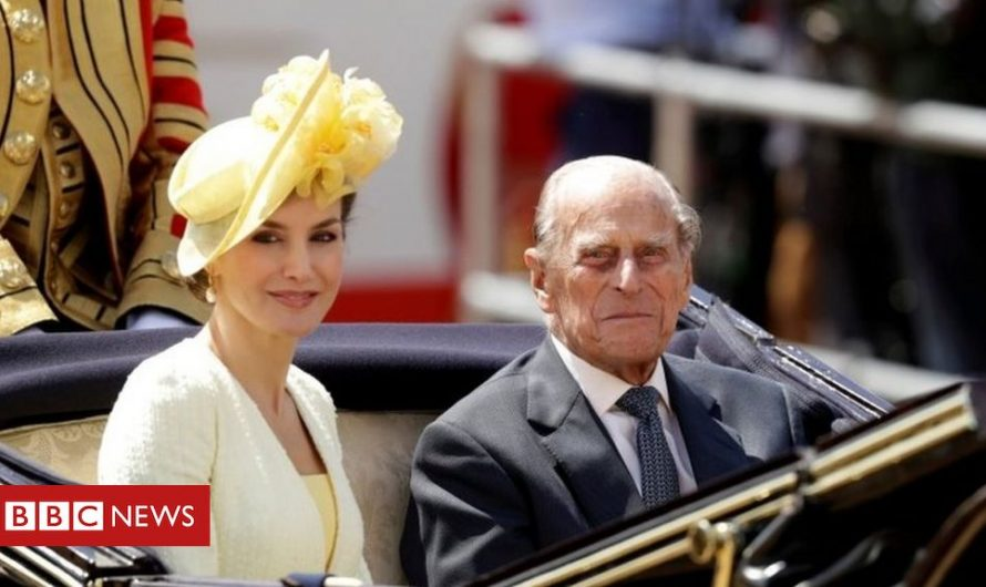 Prince Philip: World leaders and royals send heartfelt sympathy