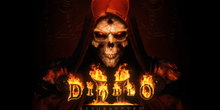 Watch us play Diablo II Resurrected before anyone else can: Livestream on 4/8