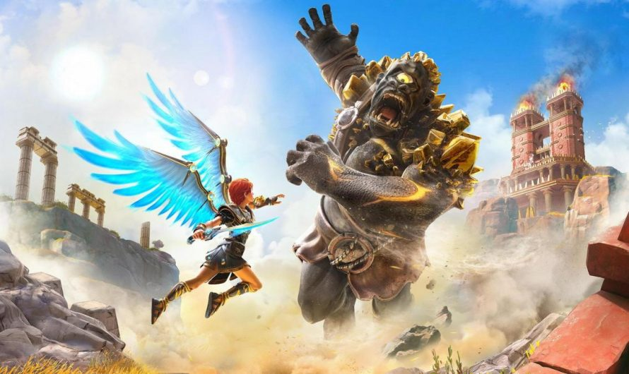 Immortals Fenyx Rising director looked at games like Jak & Daxter and Banjo-Kazooie for some inspiration – My Nintendo News
