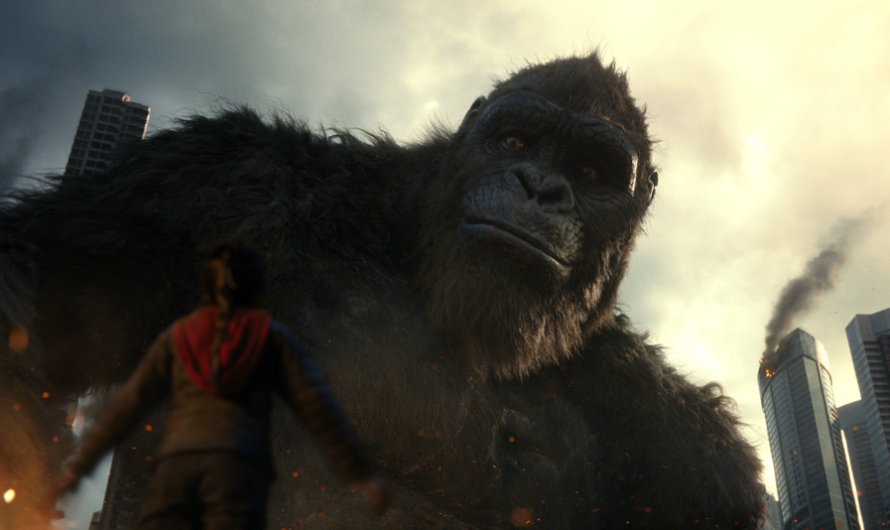 'Godzilla vs. Kong' posts pandemic-best open, HBO Max release and all