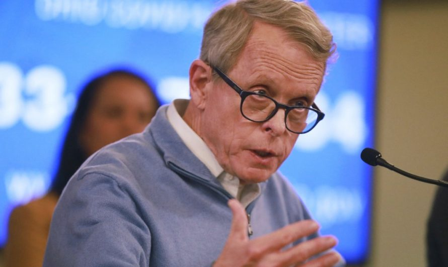 DeWine signs partial repeal of Ohio's controversial nuclear power bailout