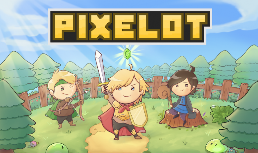 Throwback RPG 'Pixelot' Now Complete with Huge Version 3.0 Update and Arrival on Steam – TouchArcade