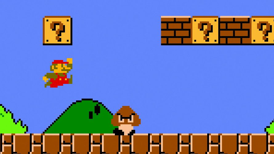 Perfect Super Mario Bros. speedrun beat after two years