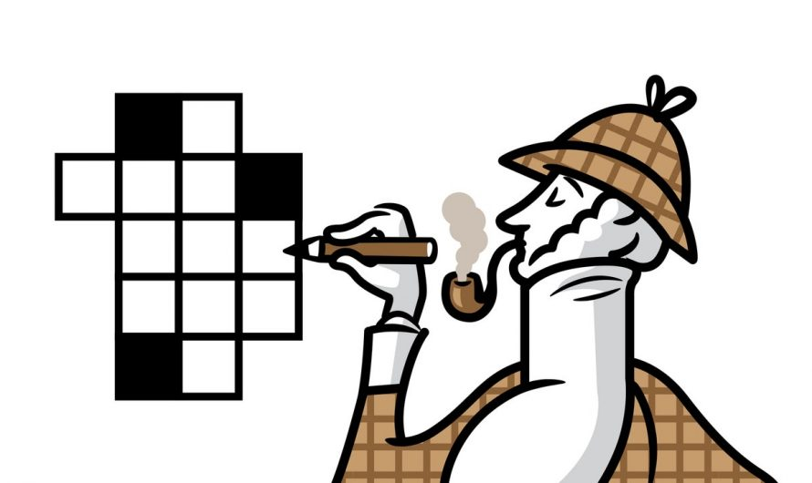 The Cryptic Crossword: No.50 | The New Yorker