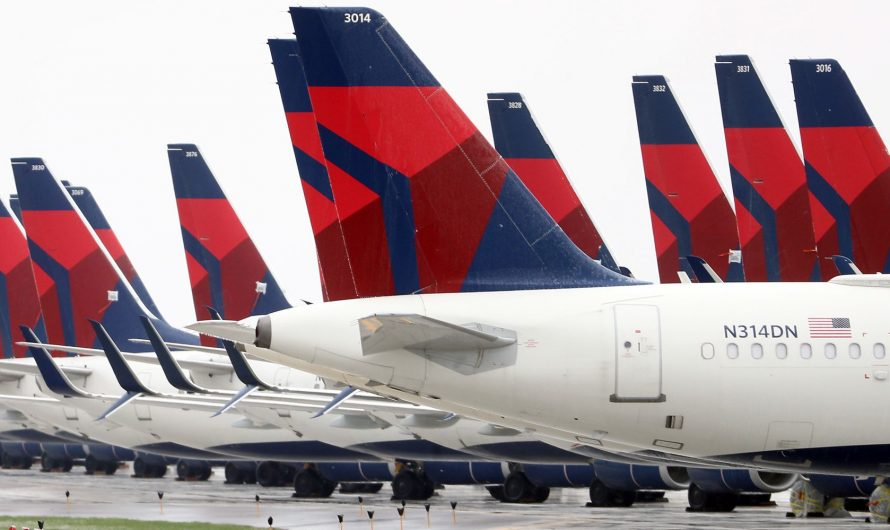 Leaked video suggest Delta is hiding the sick pilots'diagnosis, from the exposure of the flight crew