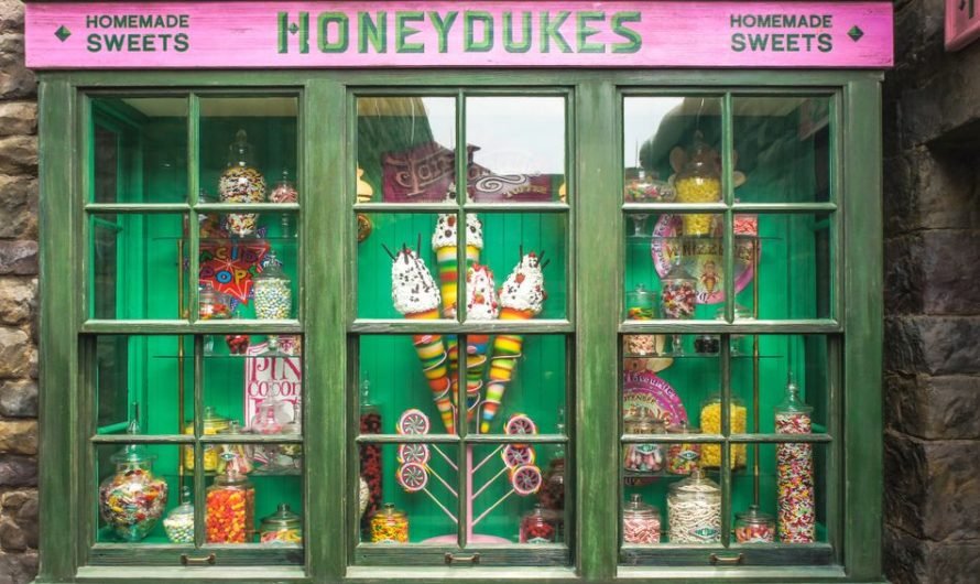 The importance of comforting sweets in the Harry Potter world