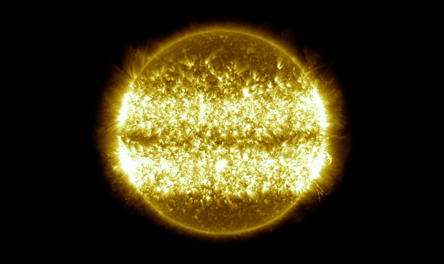 Amazing NASA time-lapse video shows 10 years of the life of the sun