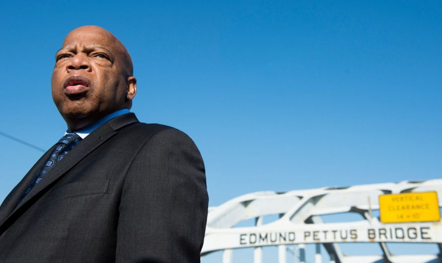 John Lewis's fight for justice continues to wonder Boyd