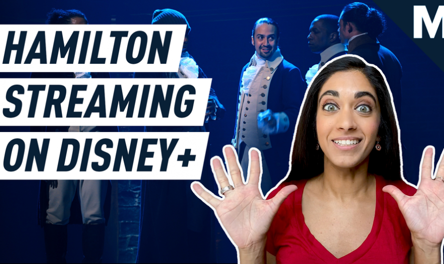 Hamilton's hitting Disney+! Here are our top 5 moments
