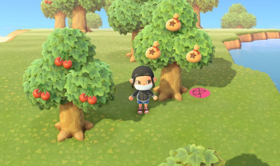Animal Crossing: New Horizons patch to get rid of the Star Pieces of the tree