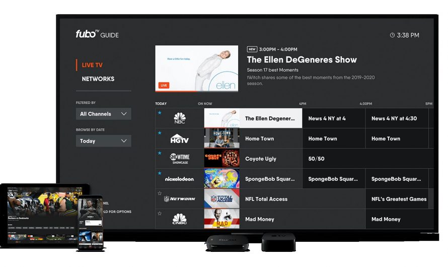 FuboTV increased by ESPN, the society more and other Disney Channel its streaming service Review Geek