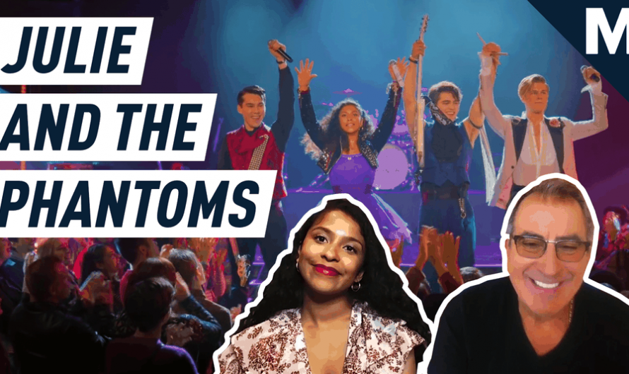 How 'Julie and the Phantoms' gave a voice to diverse actors