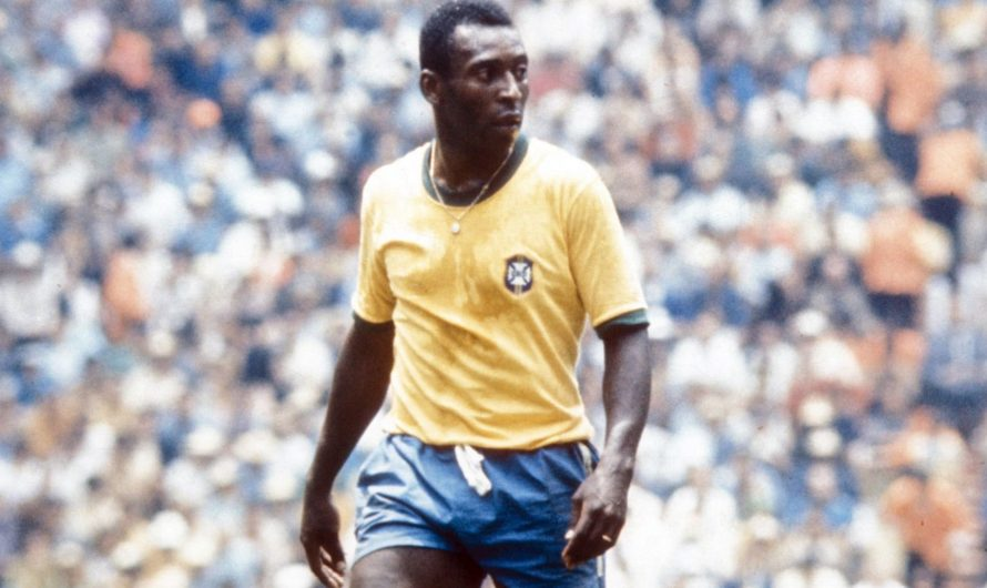 Welcome to FIFA.com News – Pele's top five World Cup goals