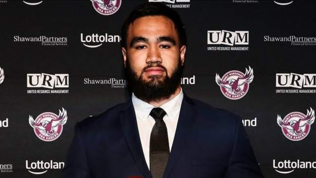 Keith Titmuss: Manly Warringah Sea Eagles player dies aged 20