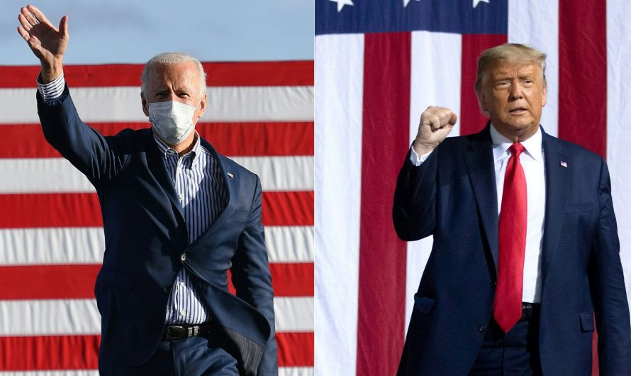 Cleaning up Trump's mess: The job begins Day One. Biden is ready