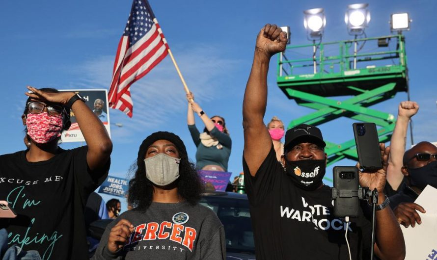 Black Southerners are wielding political power that was denied their parents and grandparents