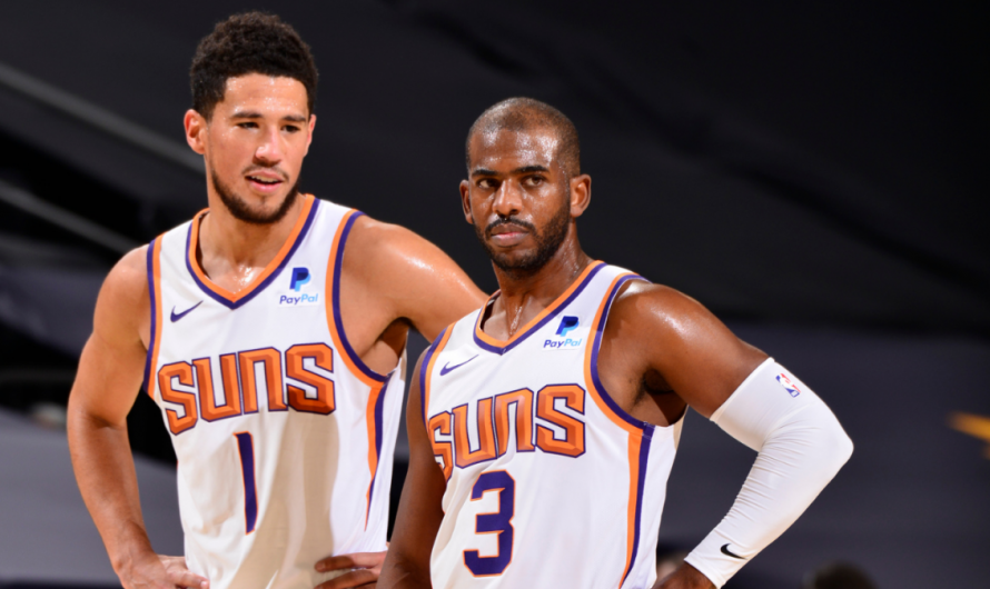 NBA All-Star Game: Chris Paul edges teammate Devin Booker, continues to be one of NBA's surest winning bets