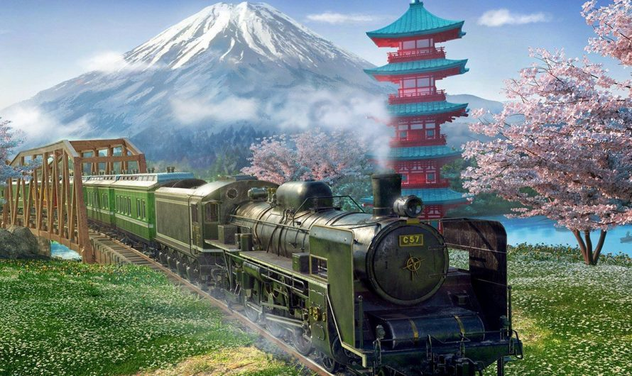 Railway Empire Is Expanding With New Japan DLC