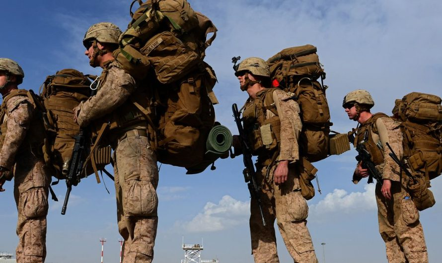 US troops are finally withdrawing from Afghanistan