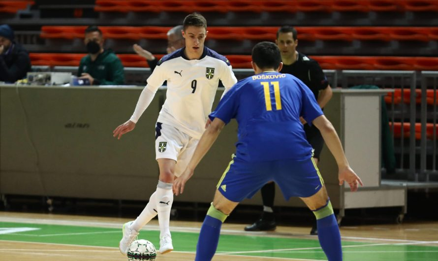 FIFA Futsal World Cup 2021 – News – Lazarevic: I'm expecting big things from Serbia on the world stage