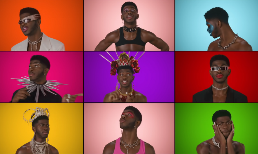 Lil Nas X released an a capella 'Montero' and did every part himself