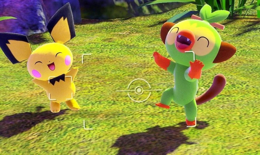 In Just Two Days New Pokémon Snap Became April's Best-Seller In UK Retail