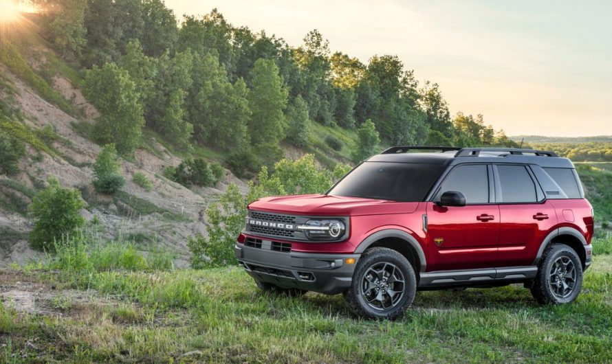 2021 Ford Bronco Sport: A Compact SUV That Looks a Lot Like the Big Bronco