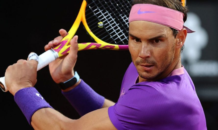 Rafael Nadal's High-Intensity Workout – WSJ