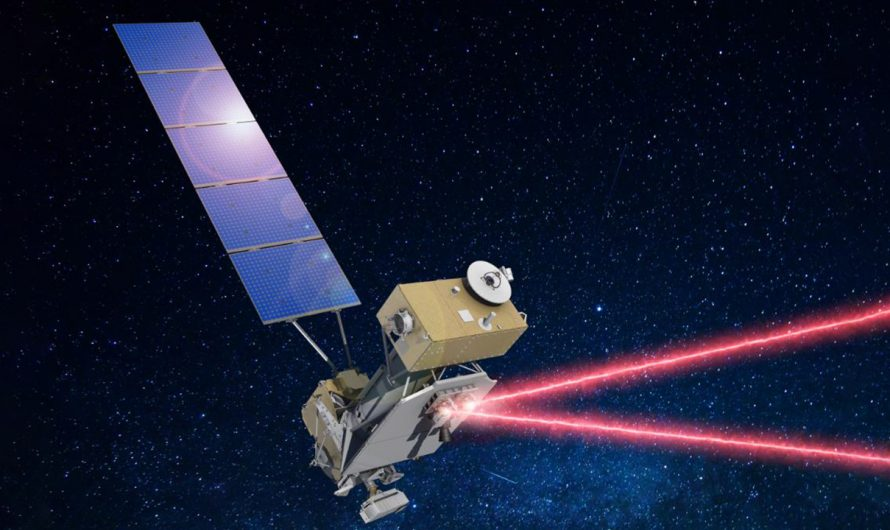 NASA to show off space lasers, enabling faster transfer of data between Earth and space
