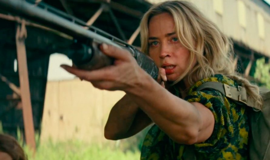A Quiet Place Part 2 trailer brings in John Krasinski to hype release