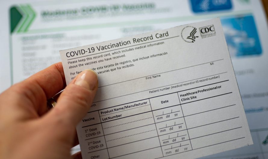 What You Can Do After You're Vaccinated, According to the CDC