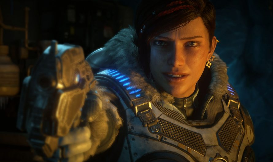 "Gears 5 studio The Coalition shifting to Unreal Engine 5 for ""multiple new"" next-generation projects"