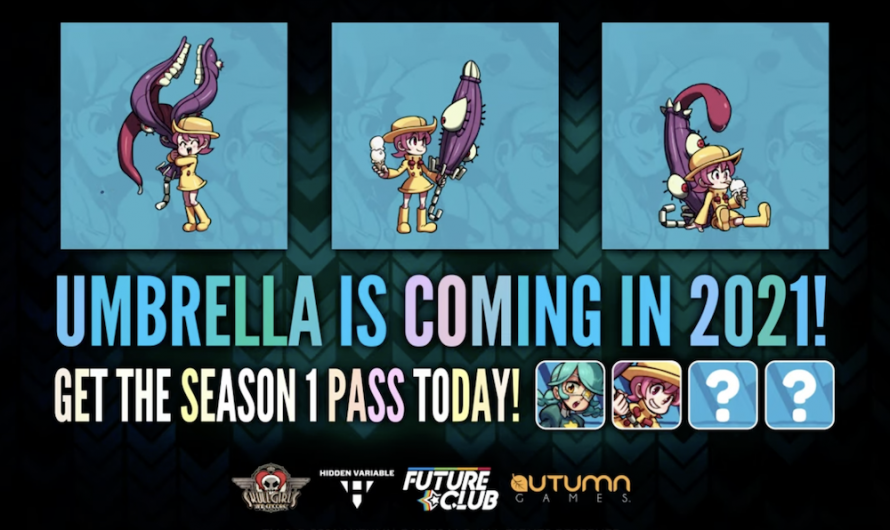 Umbrella is Announced as the Next New Playable 'Skullgirls' Character – TouchArcade