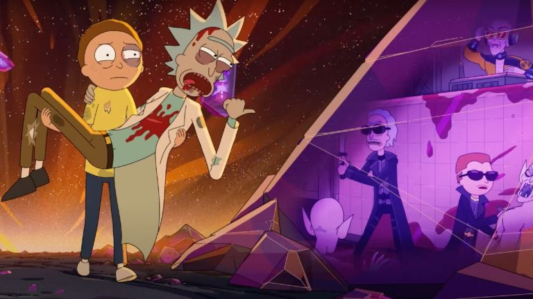 """'Rick and Morty' Season 5 premiere review: """"Mort Dinner Rick Andre"""""""