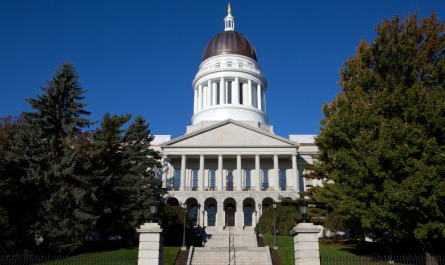 Maine moves to ban foreign money in ballot questions