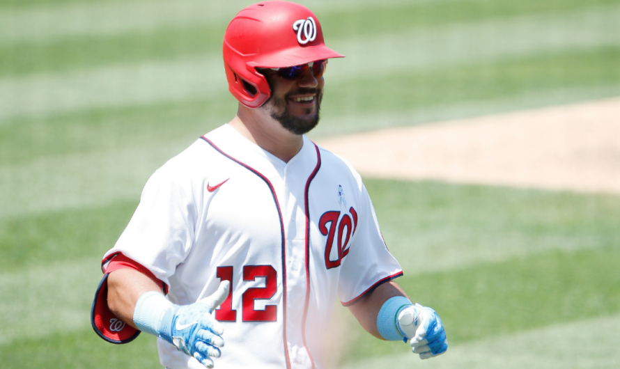 Nationals stay hot vs. Mets thanks to Kyle Schwarber's huge day and return of 'Baby Shark'