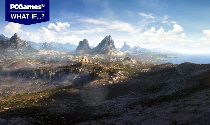 What if: Elder Scrolls 6 actually is an Xbox exclusive